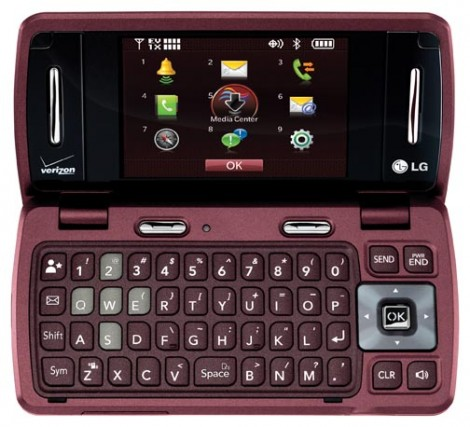 Review of LG enV3 (VX9200)
