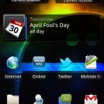 Android April Fools Joke